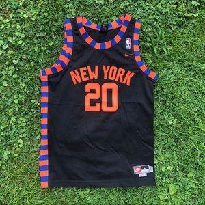 New York Knicks Houston Number 20 Jersey Mens L